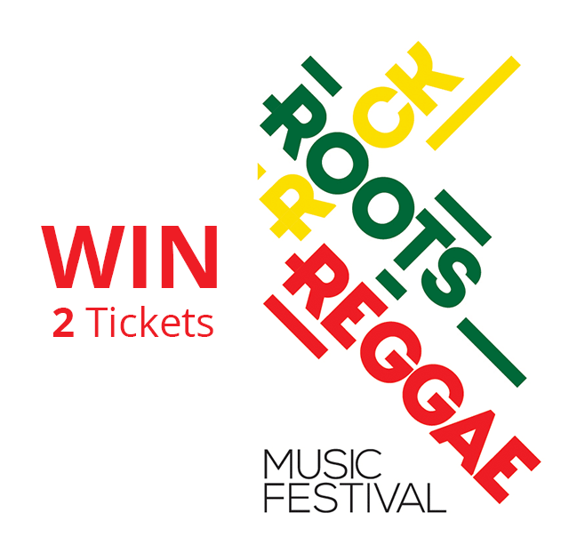 Win Double Tickets To Roots Rock Reggae